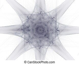 Elementary Particles series. Interplay of abstract fractal...