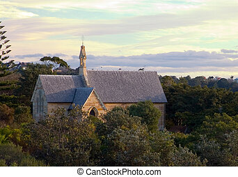 St Peters Anglican Church Watsons Bay Sydbey