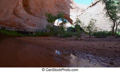 Jacob Hamblin Arch Slow Pan Right - Beautiful Jacob Hamblin...