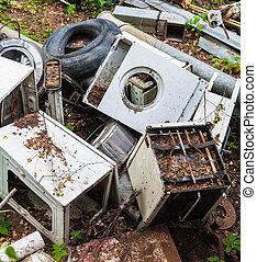 appliances dump
