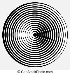 óptico, ilusión