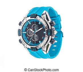 Stylish performance sports watch - Stylish analog cum...