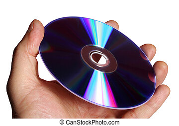 Cd or Dvd