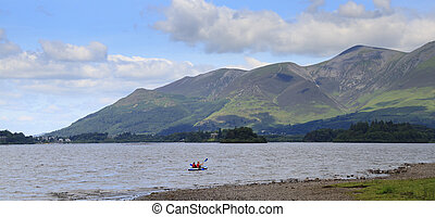 Derwent Water Lake District - Derwent Water in the Lake...