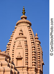 Dome of the Hindu temple