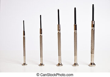 Precision screwdrivers set