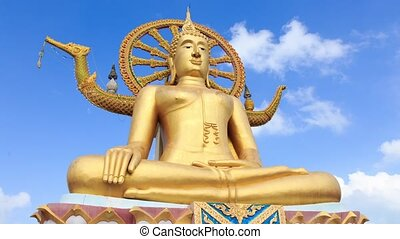 Big buddha statue - Big Buddha on Ko Samui, Thailand