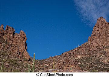 AZ-Superstition Mountain Wilderness