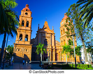 Roman Catholic Archdiocese of Santa Cruz de la Sierra in...