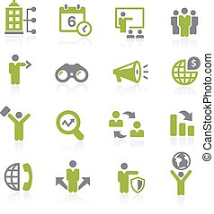 Business Opportunities. Natura - Icons for your web, mobile...