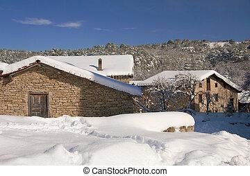 Olano, Alava, Spain