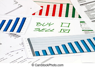 vendere, comprare, o, tabelle