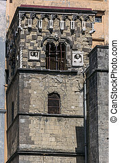 Cappella, Pappacoda, en, Nápoles, Italia,