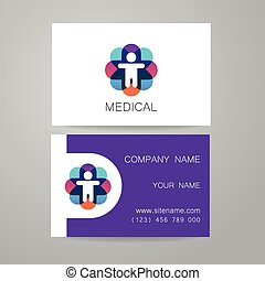 medical card template