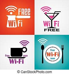 wifi cafe