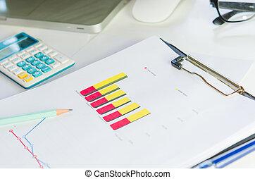 contabilidade, negócio