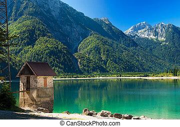Lago del Predil - Friuli Italy - Lago del Predil Predil...