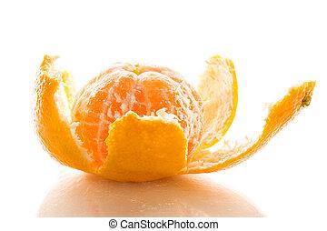 Mandarin (Citrus reticulata)