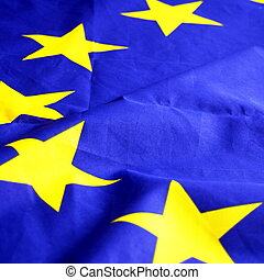 eu eurpean union flag - flag of the european union or eu...