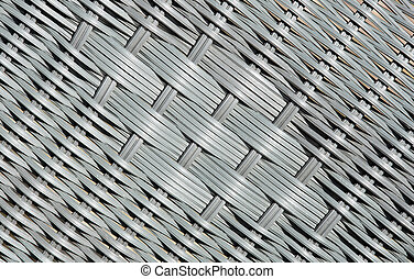 braided pattern - Background with braided pattern