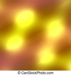 Abstract golden light background.