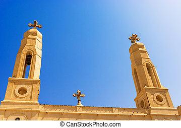 Coptic Cathedral in Khartoum.
