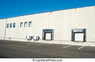Building Exterior factoryindustrial