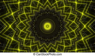abstract loop background, light - abstract loop motion...