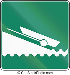 Public Boat Launch In Canada