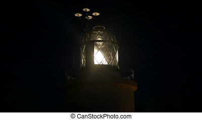 Maritime Lighthouse Flashing - Mediterranean maritime...