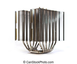 High-end CPU heatsink - High-end huge tower type CPU...