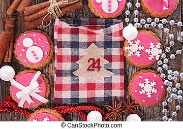 chistmas gingerbread cookie