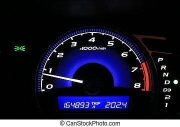 mileage - automotive