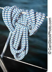 the marine rope