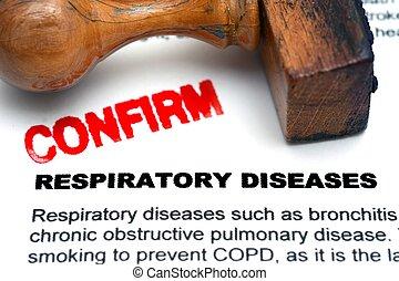 respiratorio, enfermedad, confirmar