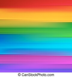 Abstract rainbow background. Striped colorful pattern....