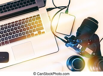 Photography Workstation