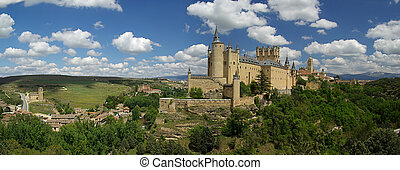 Segovia Alcazar 04