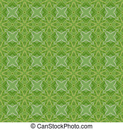 Background pattern made from Banana leaf