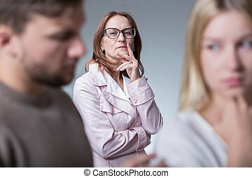 Relationships with mother-in-law - Problems in marriage...