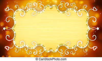 golden casino banner - golden casino blank banner. Computer...