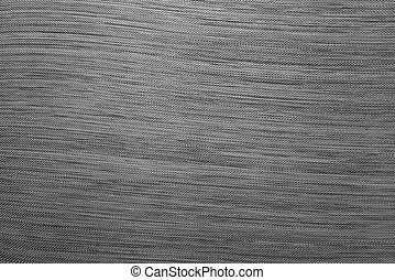 New carbon fiber texture in black and white tone