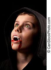pequeno, vampiro