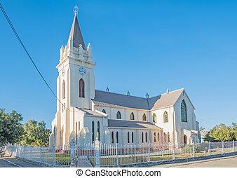 Dutch Reformed Church in Britstown - The Dutch Reformed...
