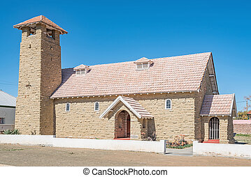 St Albans Anglican Church in Carnavon - The St Albans...