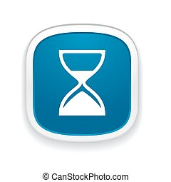 the time icon - the button with hour glass