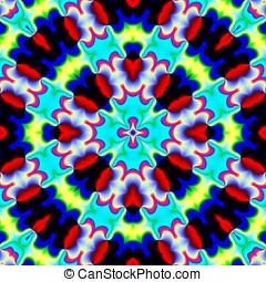 Padrão,  kaleidoscopic,  seamless