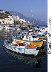Amalfi in Italy - Amalfi, Amalfi Coast, Italy