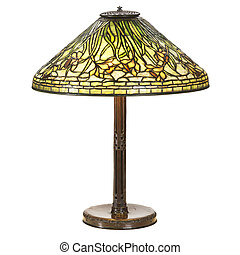 daffodil glass large table lamp
