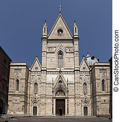 Naples Cathedral is the main church of Naples, southern...